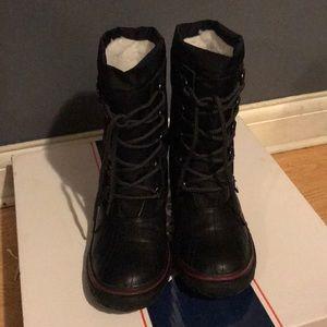 LIKE NEW Pajar Canada Snow Boots, sz 7; worn once!